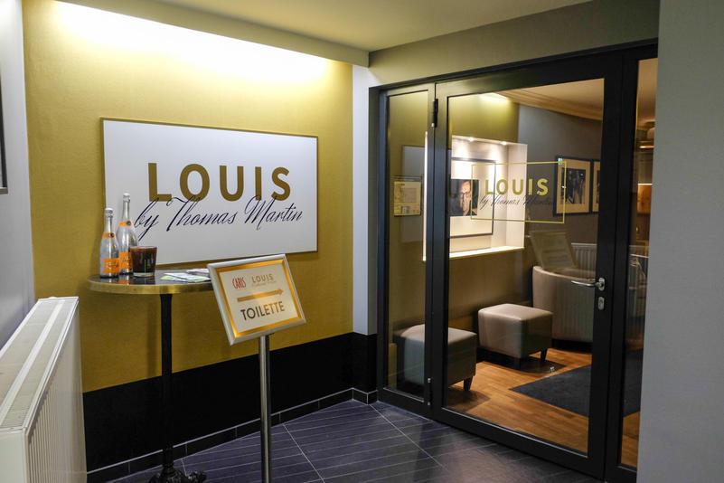 Louis By Thomas Martin Gourmet Forum